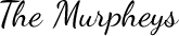 The Murpheys Post Signature